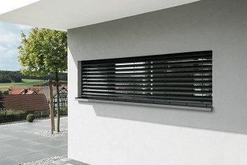 ROMA Raffstore-Detailaufnahme