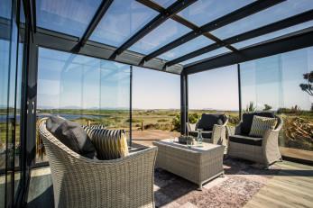 Solarlux Terrassendach Glashaus SDL Acubis