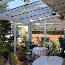 Wintergarten Solalux