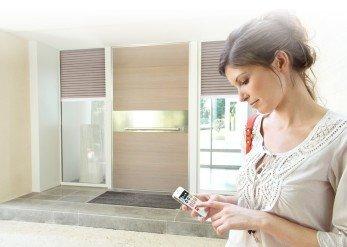 Sompfy Smart home mit Tahoma Box
